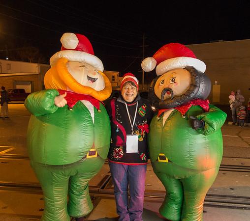 2015 Chatham Santa Claus Parade