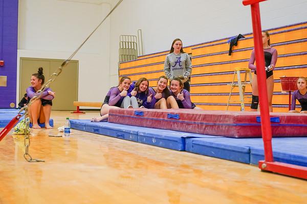 2020-02-24 Gymnastics vs Coldwater