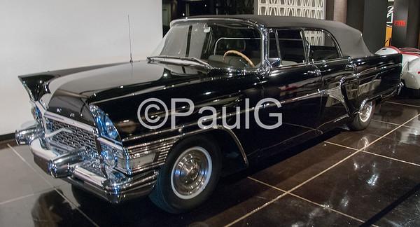 C (Cadillac - Cunningham)