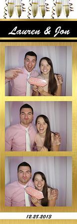 Lauren and Jon's Wedding