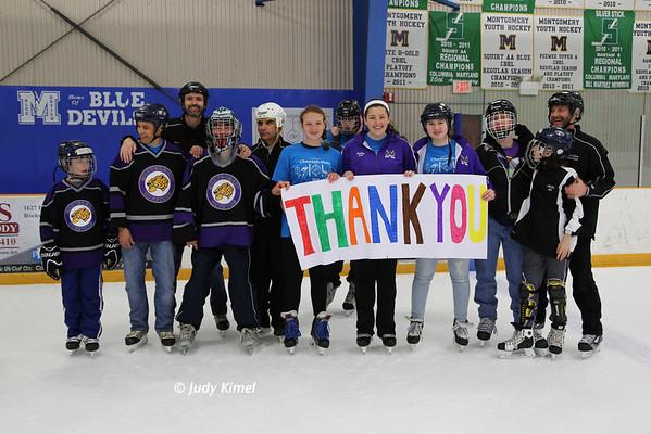 Montgomery Cheetahs Special Hockey