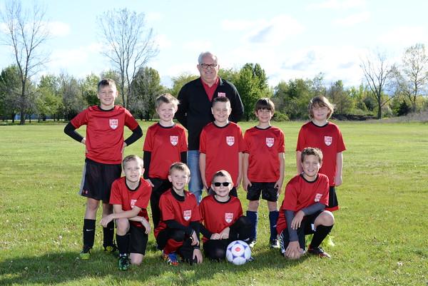 U10 Boys Team 4