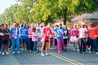 Making Strides Against Cancer Walk 2012-Memphis