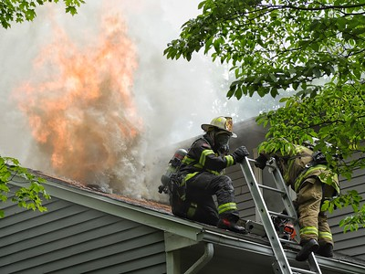 Structure Fire 198 County Road North Madison 7/4/2021