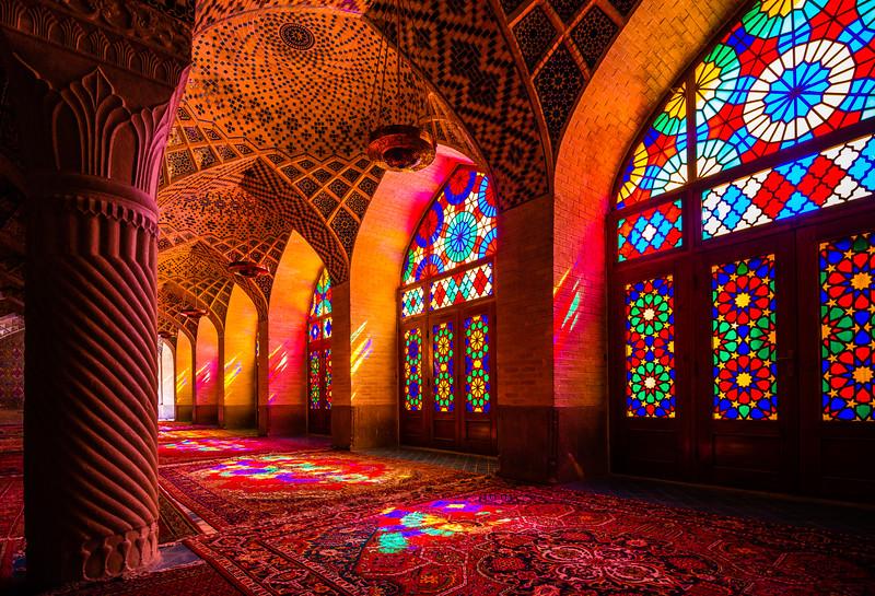 Pasargadae/Persepolis/Shiraz