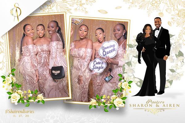 Pastor's Sharon & Airen's Wedding