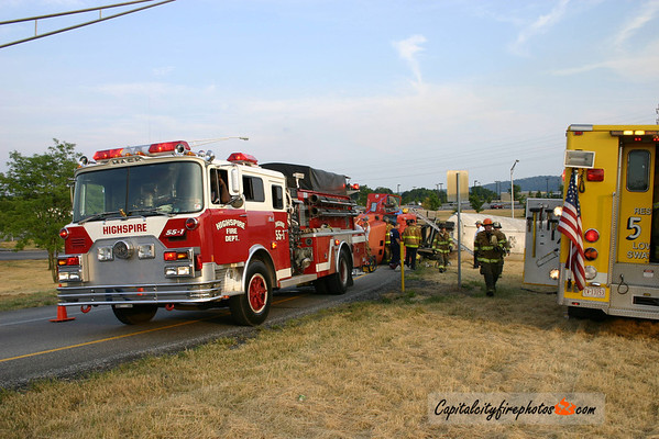 7/3/05 - Lower Swatara Township - Interstate 283