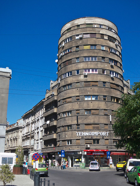 Places in Bucharest