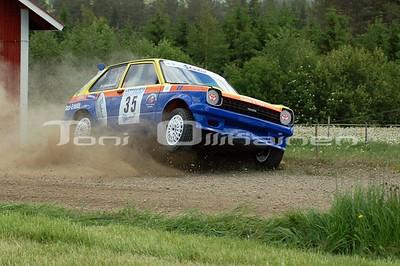 17.06.2006 - SM Rallisprint, Leppävirta