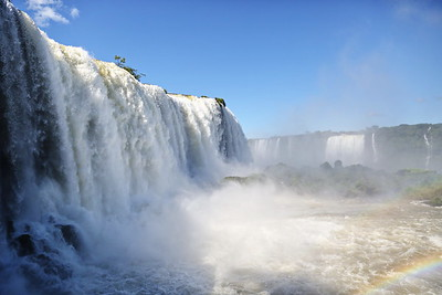 Iguassu Falls 2014