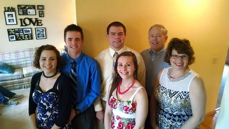 Easter - April 5, 2015 in North Royalton, OH