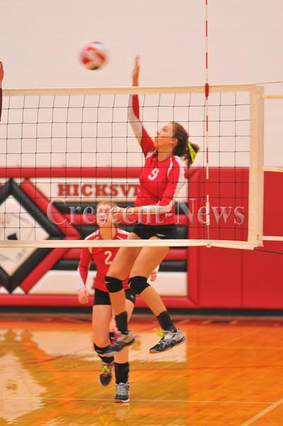 10-05-15 Sports Paulding @ Hicksville VB