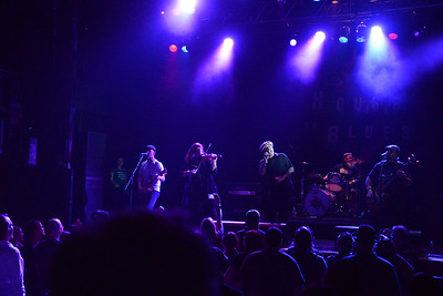 The Galway Hooker Band at the House of Blues 9 March 2014