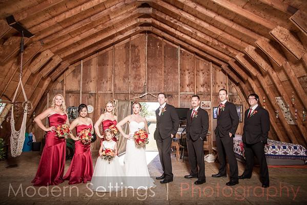 Chris + Katie - Wedding