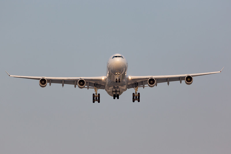 Lufthansa / Airbus A340-300 / D-AIFA