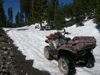 Bonta Saddle and Sardine Peak - 6/22/2011