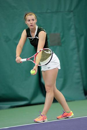 CSU Tennis vs. S. Dakota 15
