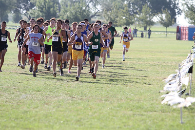 Cross Country @ McMurray Meet (Abilene)