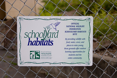 School Yard Habitats at Echo Lake Elementary