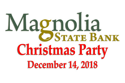 2018-12-14 Magnolia State Bank Party