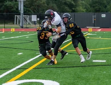 Best of Set two: Vashon Island High School Football v Coupeville 09/13/2019