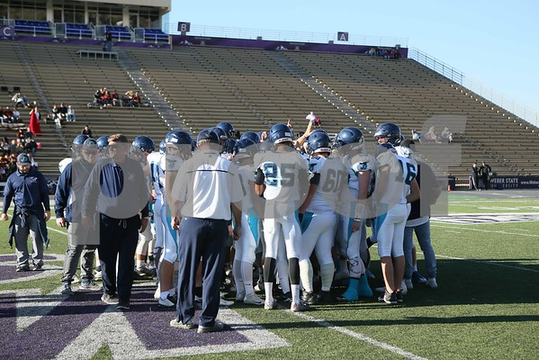 Juan Diego vs Juab 2016 3A State Semi-Final Football