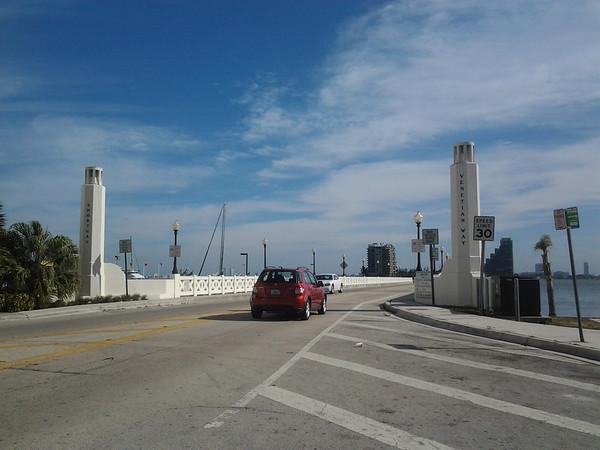 Venetian Causeway <br> Miami, FL