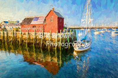 Massachusetts Artistic Touch