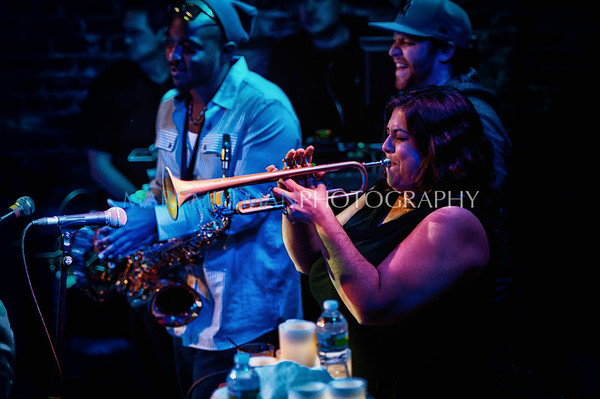 Bowlive 3- Night 5 feat. Jennifer Hartswick, Marco Benevento, James Casey & Louis Cato @ Brooklyn Bowl (Sat 3/3/12)