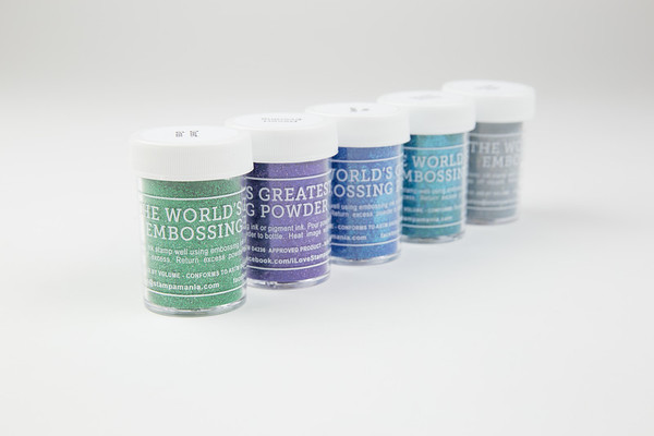 World's Greatest Embossing Powder