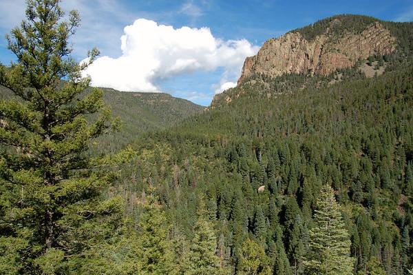 New Mexico Mountain Scenes