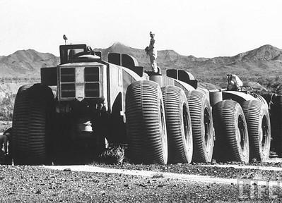 GIGANTIC Vehicles