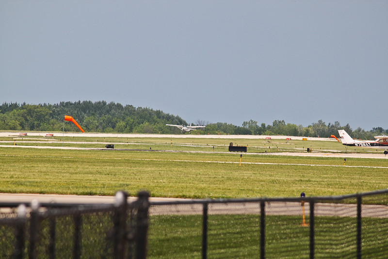 Waukegan, IL. - Waukegan Regional Airport