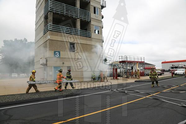 Ct. Fire Academy Junior FF graduation 7/10/16