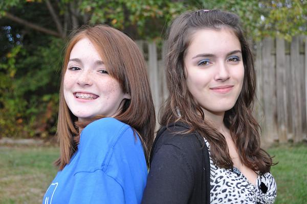 Erin & Chelsea