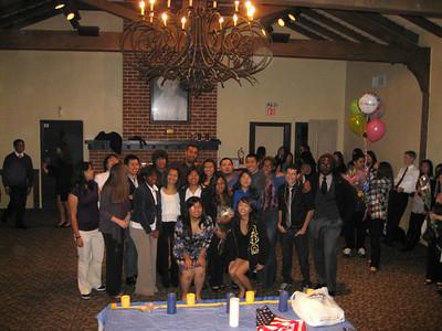 Fall 2009: Gamma Class