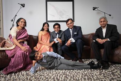 Chamkur Family Portraits