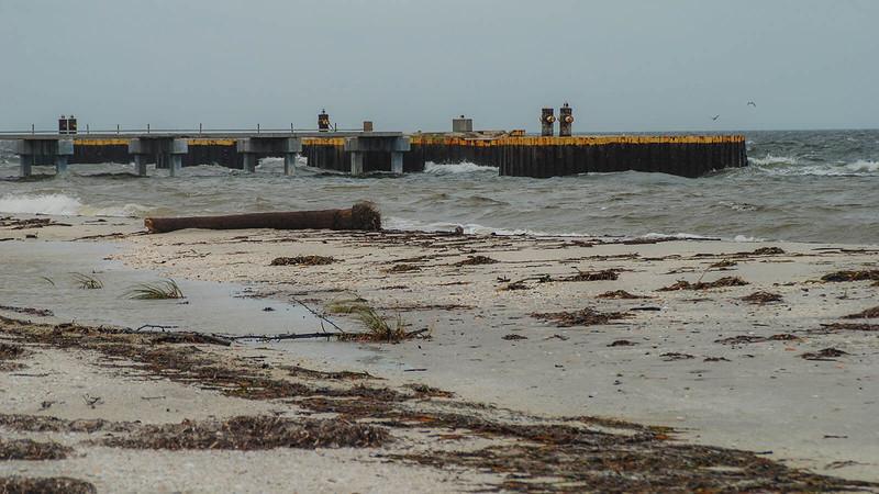 Gasparilla Island phosphate docks