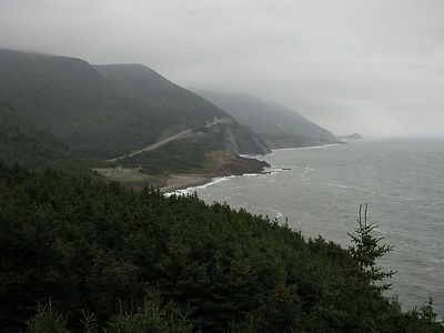 Cape Breton National Park, Nova Scotia