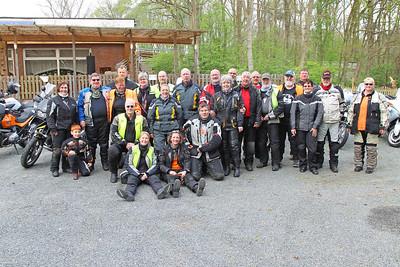 Nordfrühlingstreffen bei Etta 2014