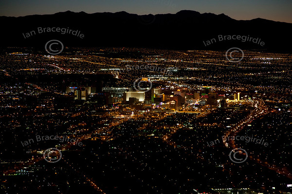Las Vegas and the Grand Canyon