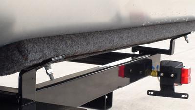 metal craft trailer on 2275GL ESP