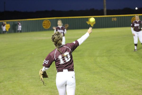 2013-02-19 Softball Dripping Vs Round Rock
