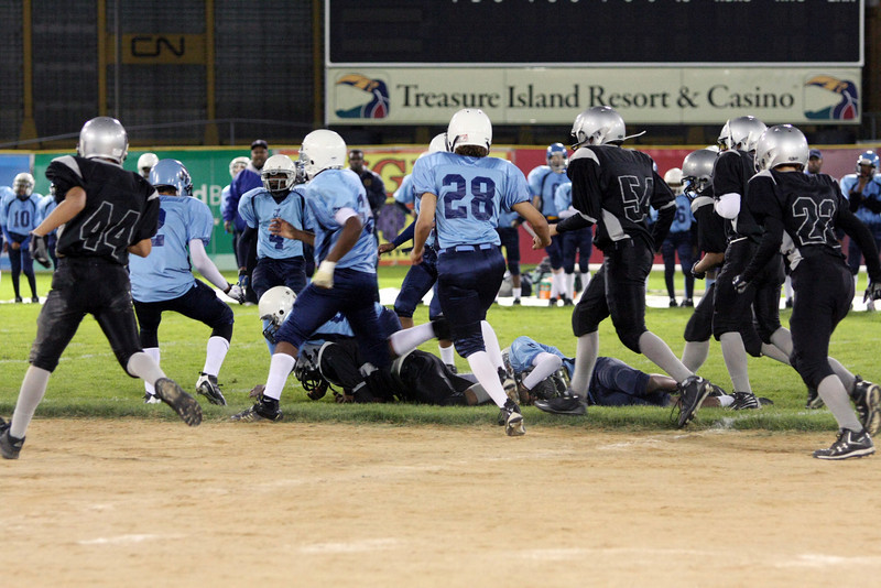 West Side Boosters 2008