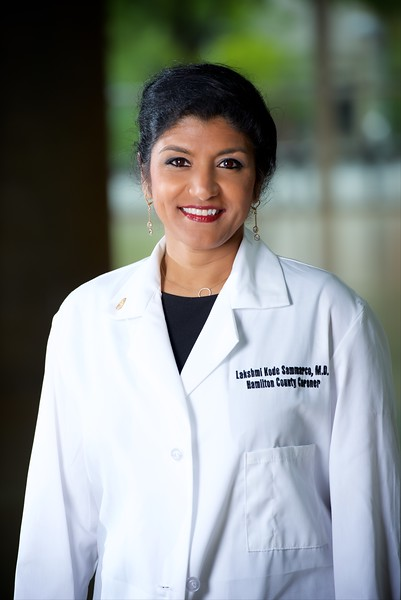Dr. Lakshmi Sammarco, M.D.