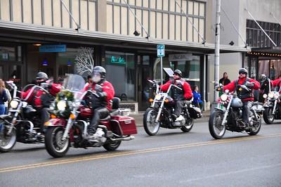 Christmas Parade  November 28, 2010