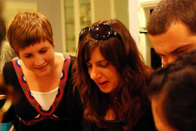 Margaret's Birthday Party - Nov 2008