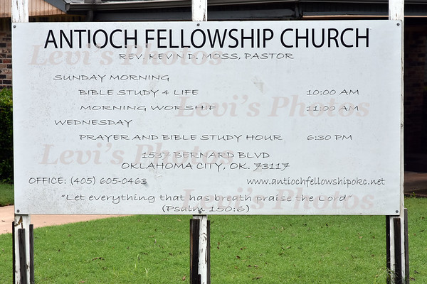 Antioch Fellowship Baptist Church 5th Anniversary