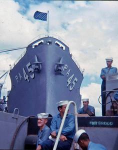 US Navy Days - USS Henrico APA-45