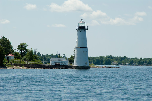 Lighthouses in Northern NY